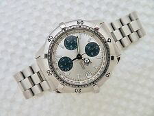 Mens TAG HEUER CK 2110-0 Automatic Chronograph ETA 7750 - 25 Jewels - Swiss