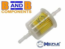 VW GOLF MK1 MK2 T1 T2 T25 CADDY SCIROCCO INLINE FUEL FILTER LARGE TYPE  A130