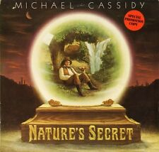 MICHAEL CASSIDY nature's secret GL-1 golden lotus 1979 LP PS EX/EX