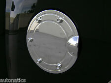 CHEVROLET SILVERADO 2007 - 2013 TFP CHROME SS FUEL GAS DOOR COVER