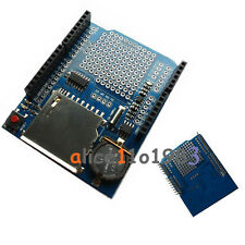 Imported Data Logger Module Logging Shield Recorder for Arduino UNO SD Card