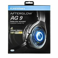PDP Afterglow AG 9 Wireless Headset for PlayStation 4 (PS4)
