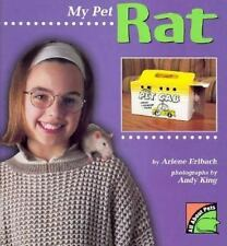My Pet Rat (All about Pets)-ExLibrary
