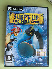dvd gioco surf's up i re delle onde