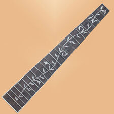 41'' Acoustic Guitar Fretboard Tree Pattern MOP Inlay Rosewood Fretboard 650mm