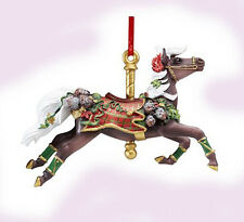 BREYER 700620 TARTAN CAROUSEL ORNAMENT 2016 - IN STOCK