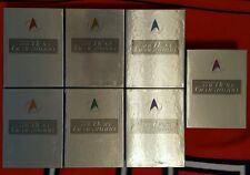 STAR TREK TNG THE NEXT GENERATION Complete Series Seasons 1-7 DVD Boxed Set