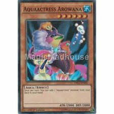 YU-GI-OH! DRAGONS OF LEGEND 2 * DRL2-EN041 Aquaactress Arowana