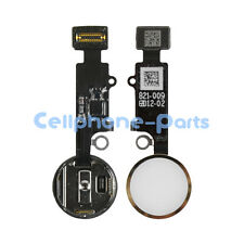 iPhone 7, 7 Plus Flex Cable + Fingerprint Touch ID Sensor & Home Button, Gold