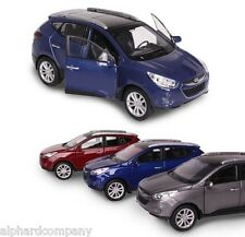 [HYUNDAI BrandCollection] Tucson ix35 Diecast Model 1:38 Mini Car Toy