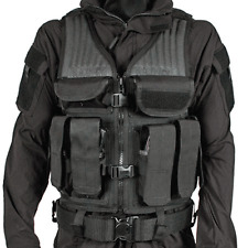 Blackhawk Ωmega Elite Tactical Vest Black