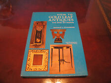 Vtg 1973 How To Gold Leaf Antiques and Other Art Objects by Donald L Chambers