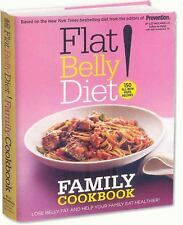 Flat Belly Diet! Family Cookbook by Liz Vaccariello and Sally Kuzemchak...