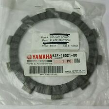 GENUINE YAMAHA 537-16321-00 Friction Plate 1976-2013 Trailway, Serow, TTR230