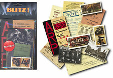 World War 2 Memorabilia - Blitz replica pack - KS2 KS3 School/Care home project