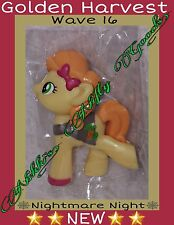 My Little Pony MLP FIM ●GOLDEN HARVEST● Wave 16 ☆☆NEW IN CLEAR BAG☆☆ 3+
