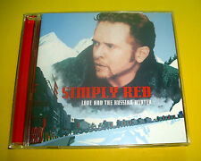 "CD "" SIMPLY RED - LOVE AND THE RUSSIAN WINTER "" 11 SONGS (THANK YOU)"