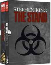 STEPHEN KING THE STAND 2012 OMNIBUS HC HARD COVER COMPANION & SLIPCASE BRAND NEW