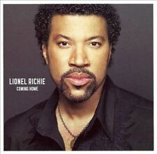 Coming Home by Lionel Richie (CD, Sep-2006, Island) Sealed SS New Unopen
