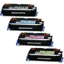 HP 3600 COMBO TONER SET Q6470A Q6471A Q6472A Q6473A