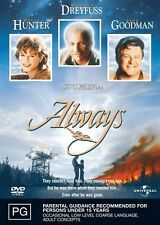 ALWAYS Holly Hunter / Richard Dreyfuss / John Goodman DVD R4