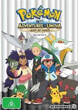 Pokemon - Black & White - Adventures In Unova And Beyond : Collection 2 (DVD,...