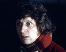 Tom Baker UNSIGNED photo - H2535 - Doctor Who