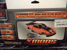 XMODS Remote Control Body & Nitro Booster 1:24 Scale Upgrade Kit New Radio Shack