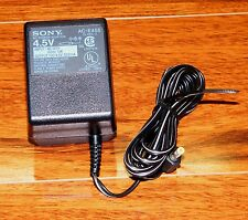 Sony (AC-E455) 4.5V 5W 60Hz 500mA AC Adapter Power Supply For D-235CK Discman