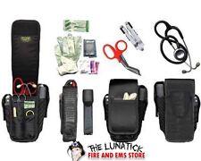 Ripoffs BL-175 9 Pocket EMT Holster for Trauma Equipment (Belt Loop)