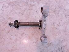 89 Yamaha XV250 XV 250 Virago lower triple tree front fork shock mount clamp