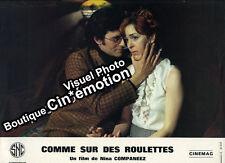 9 Photos Cinéma 24.5x30cm (1977) COMME SUR DES ROULETTES Nina Companeez EC