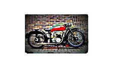 1952 alycon Bike Motorcycle A4 Photo Poster