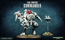 TAU EMPIRE COMMANDER - WARHAMMER 40,000 - GAMES WORKSHOP - 40K- SENT FIRST CLASS
