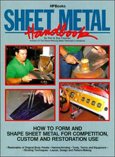 Sheet Metal Handbook-English Wheel~Beader~Hammerforming~Restoration~Shaping~NEW!
