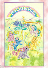 My Little Pony Pink Journal Diary Blank Book Gift Present Notebook Sketchbook