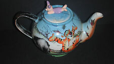 DISNEY SHOWCASE COLLECTION WINNIE THE POOH TEAPOT CARDEW DESIGN 1999-2000