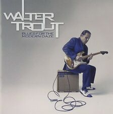 Blues for the Modern Daze by Walter Trout (CD, Apr-2012, Provogue)