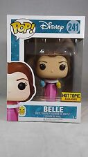 Funko Pop Disney 241 Belle with Birds Hot Topic Exclusive Beauty Beast