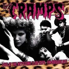 The Cramps - Live At The Keystone Club - NEW 2016 release Sealed Vinyl LP