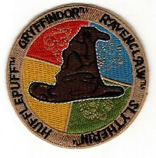 Harry Potter Hogwarts Sorting Hat Patch 3 1/2""