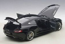 Autoart Aston Martin Vanquish Gloss Black Composite Model 1/18 Scale In Stock!