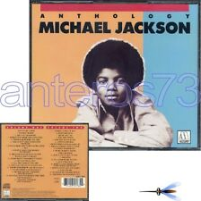 "MICHAEL JACKSON ""ANTHOLOGY"" RARE BOX 2 CD 1986 MOTOWN"