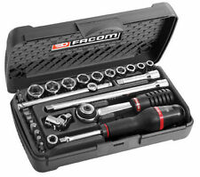 SPECIAL OFFER! FACOM R.4 26 Pce 1/4 Drive Metric SOCKET SET & BIT SET