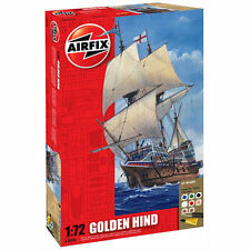 AIRFIX A50046 Golden Hind Francis Drake 1:72 Model Kit Ships