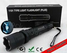 Electro Shocker Police Origina Self-defense Electric Shock LED Flashlight Tourch