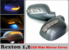LED Light Side Mirror Cover (1 way) for Ssangyong  Rexton 1 / 2 (2001~2008)////