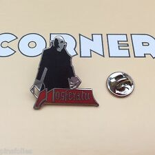 Pin's Folies *** Corner signé n° 471 Cinema Movie Enamel Nosferatu Horror