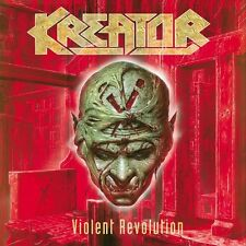 "KREATOR ""VIOLENT REVOLUTION"" CD NEUWARE!!!!!!!!!!!!!!"