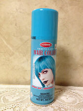 GOODMARK Temporary Spray On/Wash Out Hair Color, Turquoise~3 Oz. NEW, Free Ship